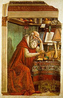 220px-Domenico_Ghirlandaio_-_St_Jerome_in_his_study.jpg